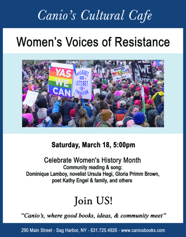 Women's Voices of Resistance